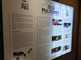 Pulteney: Row to the pole
