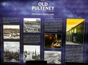 Pulteney: Distillery info