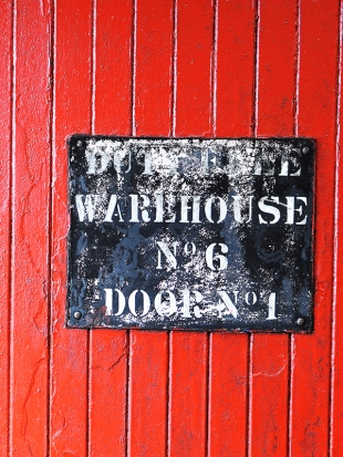 Pulteney: Warehouse No. 6