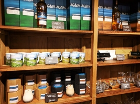 Scapa: Whiskym Mugs, Candles