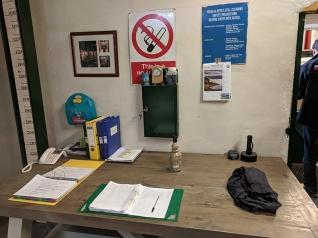 Pulteney: Work desk