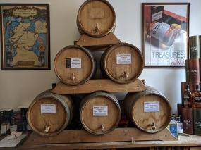 The Whisky Shop: Barrels