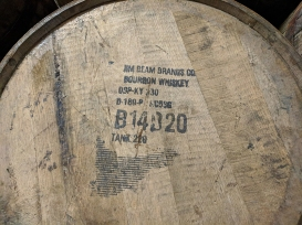 Tomatin: Beam barrel