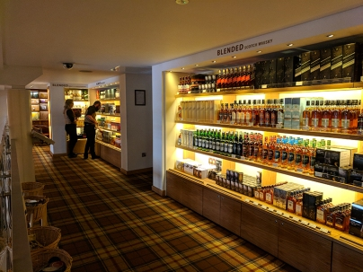 The Scotch Whisky Experience: Blends