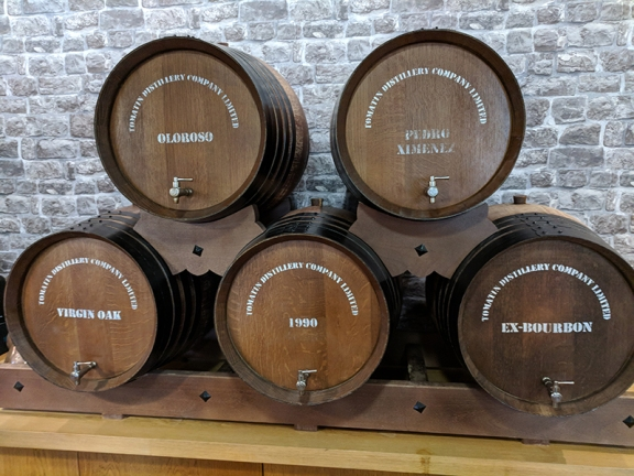 Tomatin: Bottle your own casks