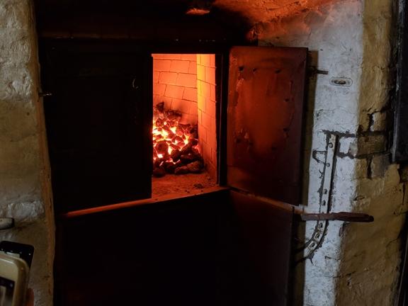 Highland Park: Fire hot