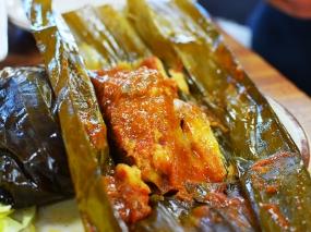Homi: Tamales filling