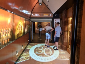 The Scotch Whisky Experience: Entrance