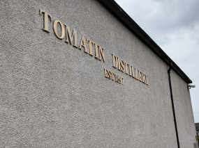 Tomatin: Established 1897