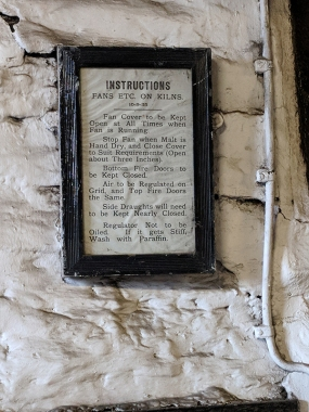Highland Park: Fans on kilns