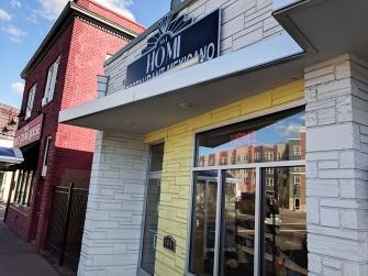 Homi: New(er) signage
