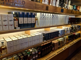 The Scotch Whisky Experience: Highland whiskies