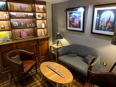 The Scotch Whisky Experience: Lounge