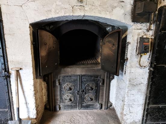 Highland Park: Old kiln