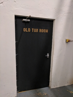 Tomatin: Old tun room