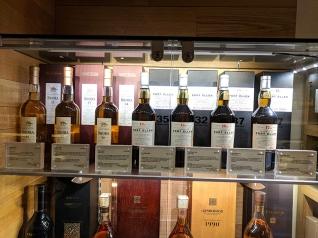 The Scotch Whisky Experience: Port Ellen, Brora