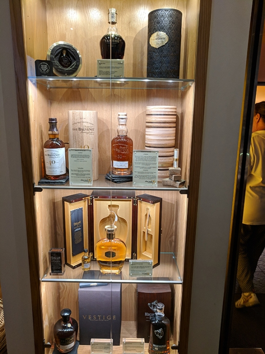 The Scotch Whisky Experience: Prestige bottlings