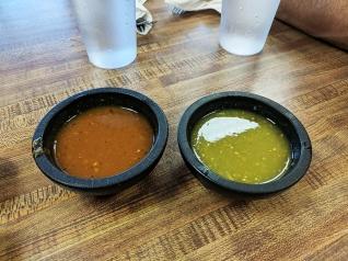 Homi: Salsas