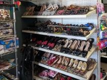 Lekali Pasal: Shoes and Toys