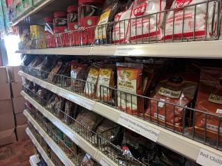 Lekali Pasal: Spices