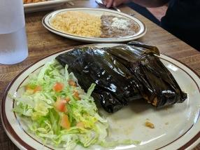 Homi: Tamales