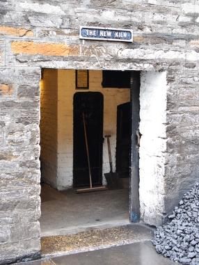 Highland Park: The new kiln