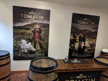 Tomatin: The softer side of the highlands