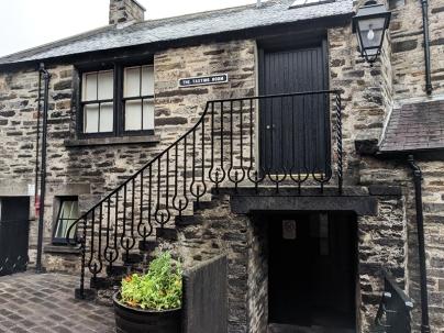 Highland Park: The tasting room