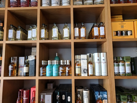 The Whisky Shop: Various