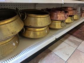 Lekali Pasal: Cooking vessels