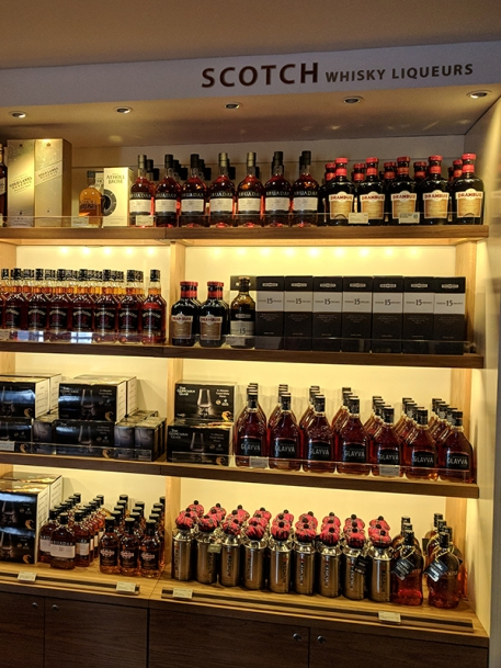 The Scotch Whisky Experience: Whisky Liqueurs