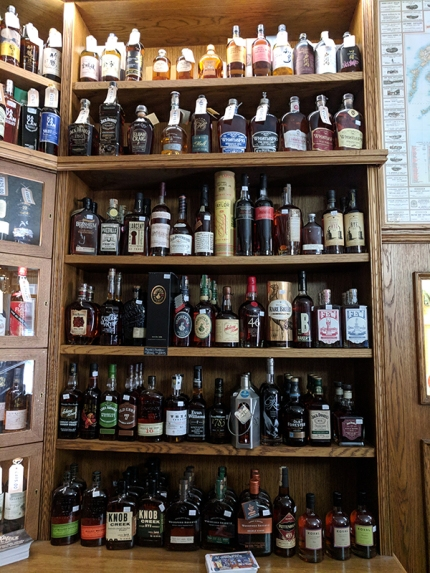 Royal Mile Whiskies: American whiskey