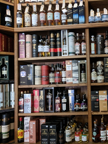Royal Mile Whiskies: Blends