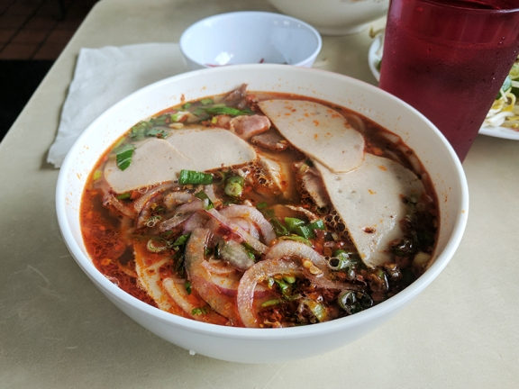 And their bun bo hue is pretty damned good too.
