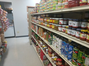 Viet Hoa Lao Market: Canned and jarred pastes