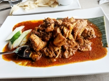 Peninsula: Chicken Rendang
