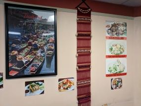 Thai Cafe: Decor