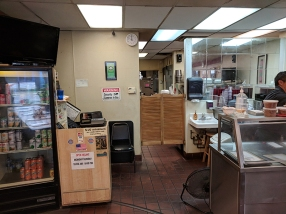 Thai Cafe: Kitchen