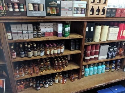 Royal Mile Whiskies: Minis etc