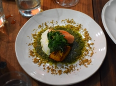 Martina: Olive Oil Poached Salmon