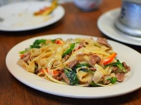 Thai Cafe: Pad Kee Mao