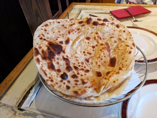 Mother India Cafe: Paratha