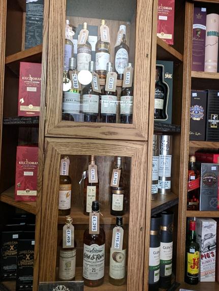 Royal Mile Whiskies: Port Ellen and Brora