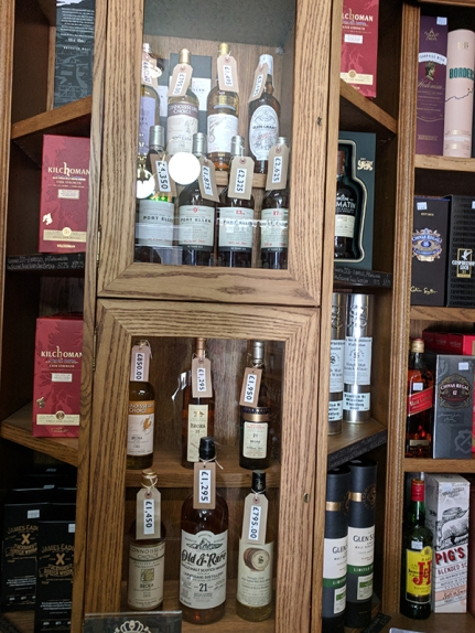 Royal Mile Whiskies: Port Ellen and Brora
