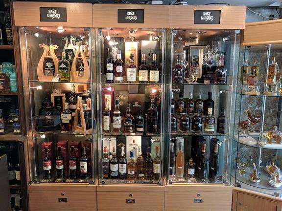 Rare Whiskies
