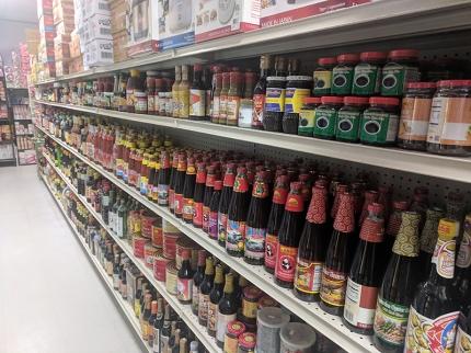 Viet Hoa Lao Market: Sauces