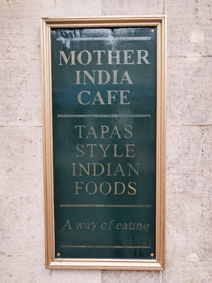 Mother India Cafe: Oppan Tapas Style!