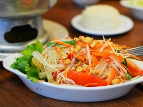 Thai Cafe: Thai Som Tum