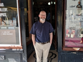 Royal Mile Whiskies: The man, the legend, the Jolly Toper
