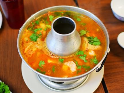 Thai Cafe: Tom Yum Seafood